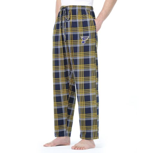 Men's St. Louis Blues Playoff Knit Lounge Pants