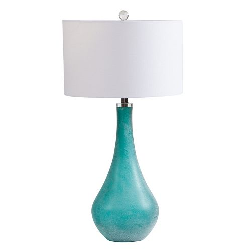 INK + IVY Glass Table Lamp