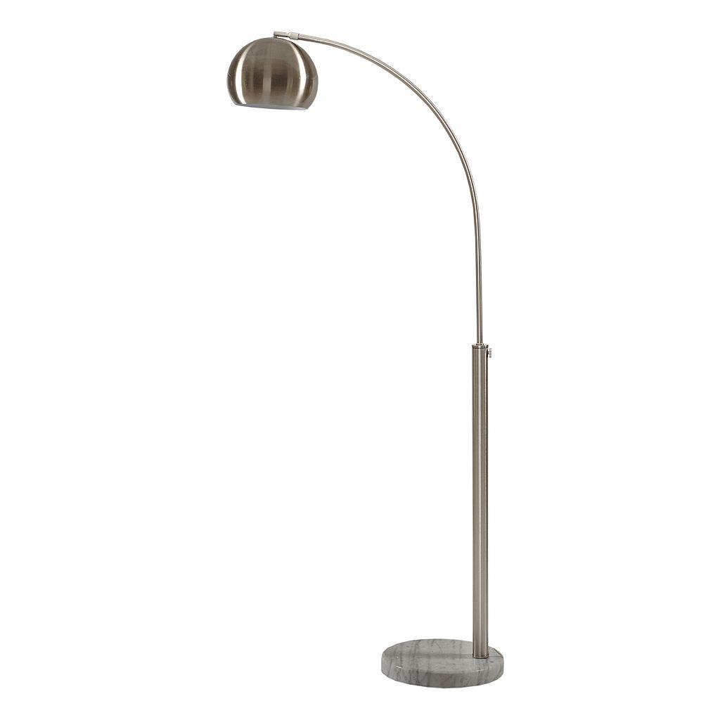 INK + IVY Menlo Marble Floor Lamp