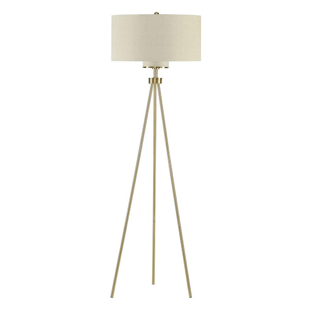 INK + IVY Pacific Tripod Floor Lamp