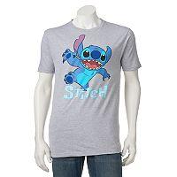 Men's Disney Lilo & Stitch Tee