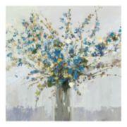 Bouquet Canvas Wall Art