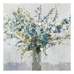Bouquet Canvas Wall Art