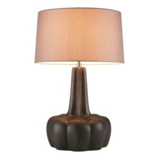 INK + IVY Calabazas Table Lamp