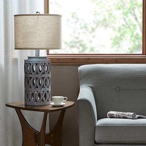 INK + IVY Ambit Cutout Table Lamp