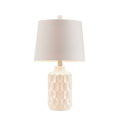 INK + IVY Contour Table Lamp