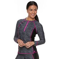 Women's ZeroXposur Quarter-Zip Rash Guard