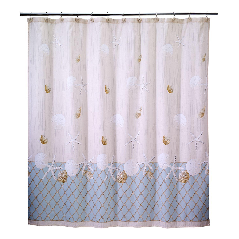 Coastal Shower Curtains | Kohl\'s