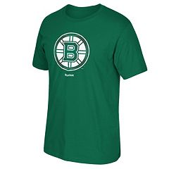 Men's Reebok Boston Bruins Saint Patrick's Day Tee