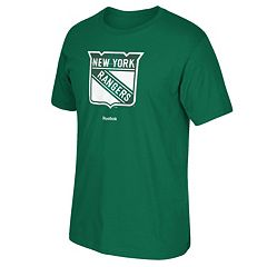Men's Reebok New York Rangers Saint Patrick's Day Tee