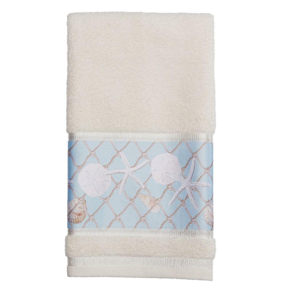 Avanti Belize Bordered Hand Towel