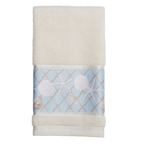 Avanti Belize Bordered Hand Towel