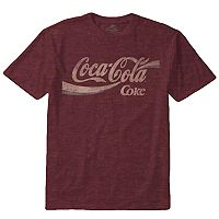 Big & Tall Newport Blue Coca-Cola Shaking Things Up Tee