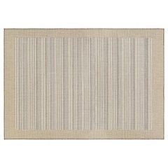 Couristan Monaco Bowline Striped Indoor Outdoor Rug