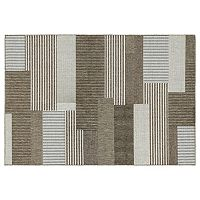 Couristan Monaco Starboard Geometric Indoor Outdoor Rug