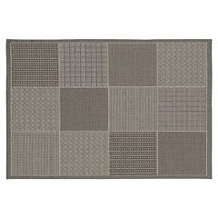 Couristan Monaco Vistimar Geometric Indoor Outdoor Rug
