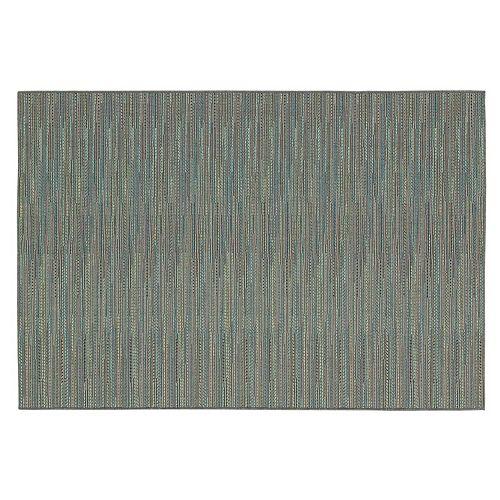Couristan Monaco Larvotto Striped Indoor Outdoor Rug