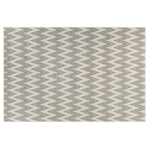 Couristan Monaco Avila Chevron Indoor Outdoor Rug