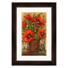 Metaverse Art Tuscan Bouquet II Framed Wall Art