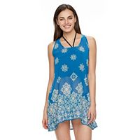 Women's Portocruz Floral Scoopneck Cover-Up