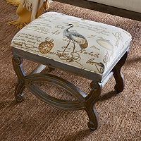 Madison Park Avril Ottoman