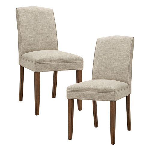 Madison Park Peyton Dining Chair 2 Piece Set