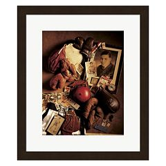 Metaverse Art Boxing Framed Wall Art