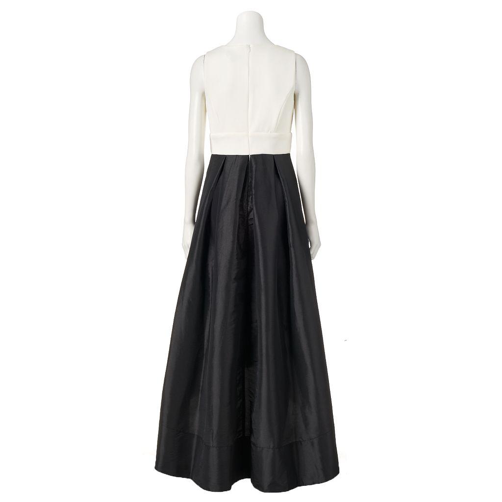 Women's Chaya High-Low Taffeta Evening Gown