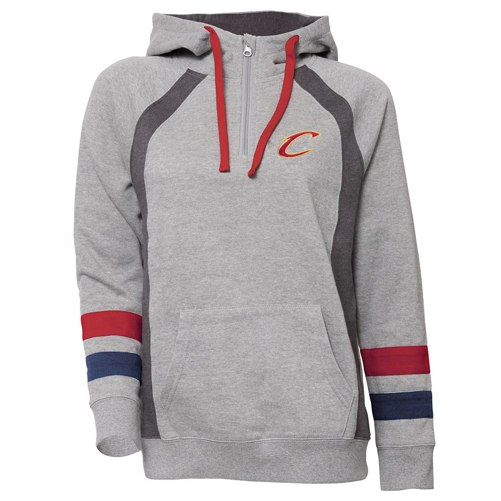 Women's Cleveland Cavaliers Downtown Fleece Hoodie