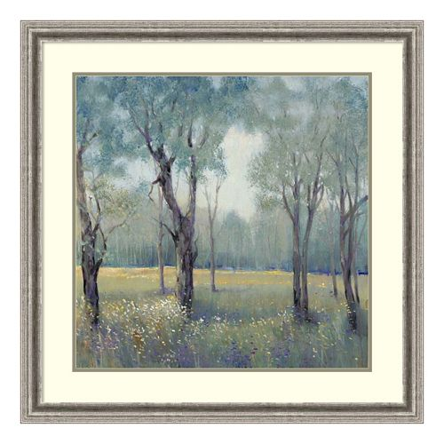 Morning Mist Framed Wall Art