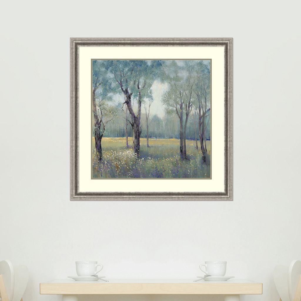 Morning Mist Framed Wall Art