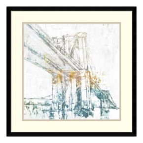 Crossing Over I Framed Wall Art