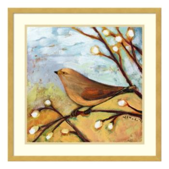 Longing For You Part II Bird Framed Wall Art