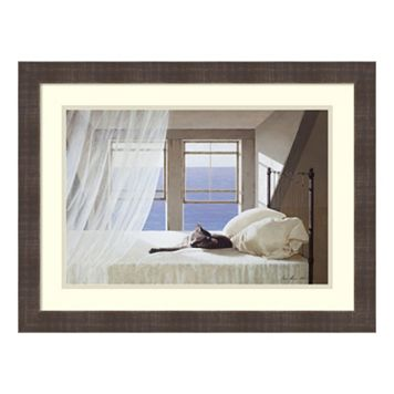 Nap Time Framed Wall Art