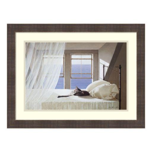 Nap Time Framed Wall Art