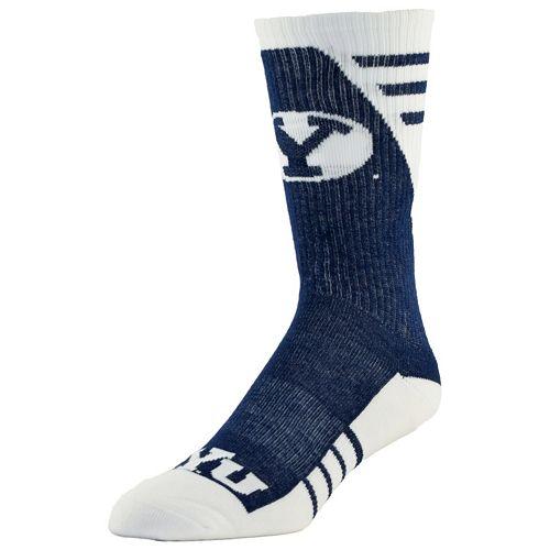 Women's Mojo BYU Cougars Energize Crew Socks