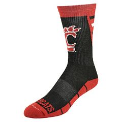 Women's Mojo Cincinnati Bearcats Energize Crew Socks