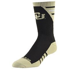 Women's Mojo Colorado Buffaloes Energize Crew Socks