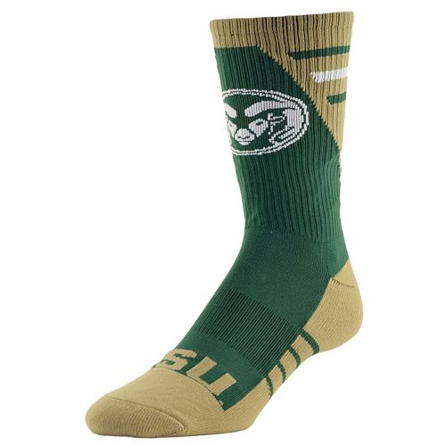 Women's Mojo Colorado State Rams Energize Crew Socks