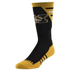 Women's Mojo Missouri Tigers Energize Crew Socks