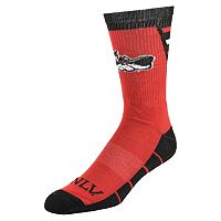 Women's Mojo UNLV Rebels Energize Crew Socks