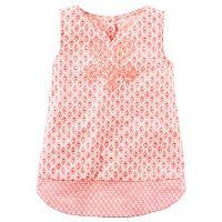 Toddler Girl Carter's Paisley Tunic