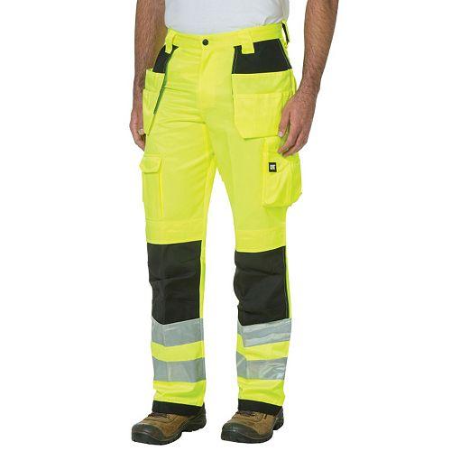 Men's Caterpillar High-Visibility Work Pants