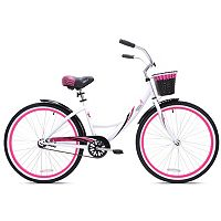 Women's Susan G. Komen 26-Inch Tire Cruiser Bike