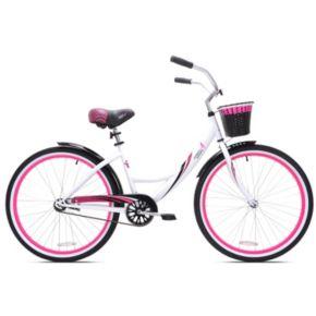 Women's Susan G. Komen 26-Inch Tire Cruiser Bike