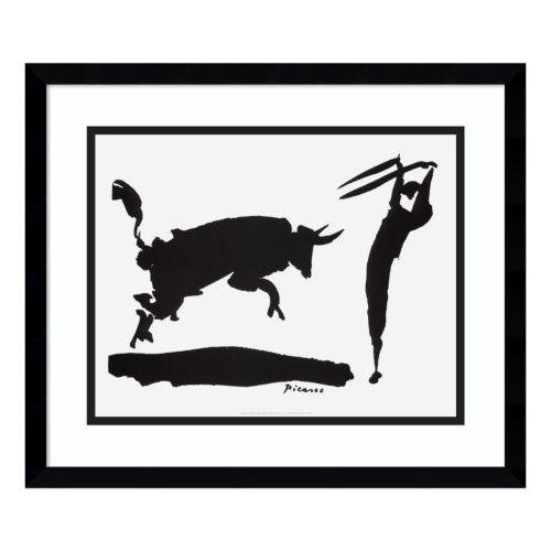 Bullfight III Picador Framed Wall Art