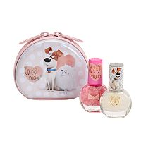 Girls 4-16 DreamWorks The Secret Life of Pets 2-pc. Nail Polish & Case Set