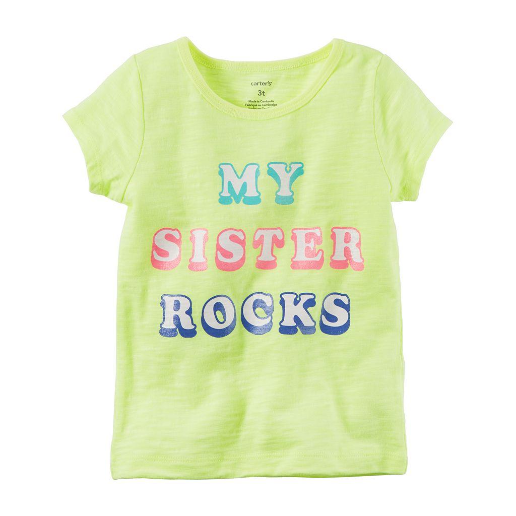 Toddler Girl Carter's