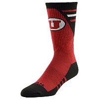 Men's Mojo Utah Utes Energize Crew Socks