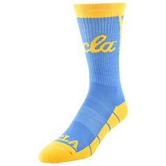 Men's Mojo UCLA Bruins Energize Crew Socks
